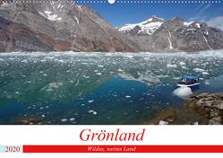 Grönland – Wildes, weites Land (Premium, hochwertiger DIN A2 Wandkalender 2020, Kunstdruck in Hochglanz) von Pantke,  Reinhard