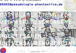 GROKO@pseudologia-phantastica.de von Schast,  Christine, Shucker,  Beat