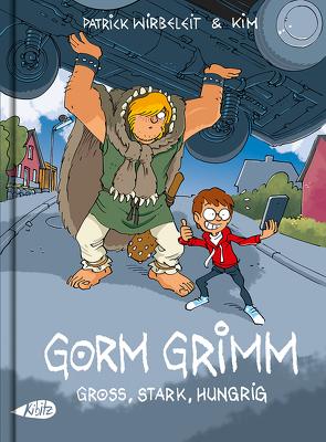 Gorm Grimm von Schmidt,  Kim, Wirbeleit,  Patrick