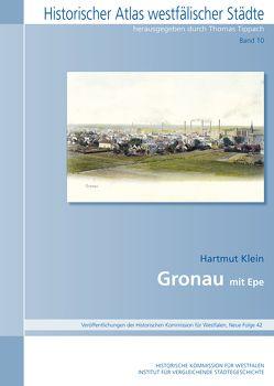 Gronau von Klein,  Hartmut