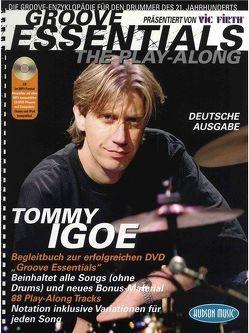 Groove Essentials: The Play-Along Buch 1 mit CD (Deutsche Ausgabe) von Igoe,  Tommy