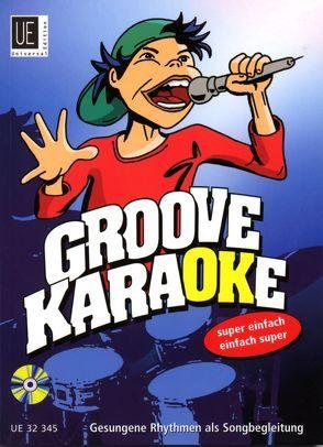 Groove Karaoke mit CD, für Singstimme von Filz,  Richard