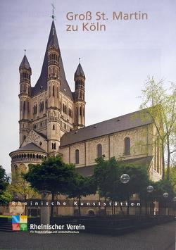 Groß St. Martin zu Köln von Fussbroich,  Helmut, Wiemer,  Karl Peter