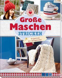 Große Maschen stricken von Arzberger,  Annemarie, Ebel,  Josefine, Herring,  Daniela, Obrijetan,  Manuel