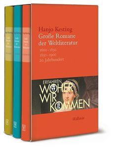 Große Romane der Weltliteratur von Kesting,  Hanjo
