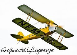 Großflugzeugmodelle (Posterbuch DIN A4 quer) von Selig,  Bernd