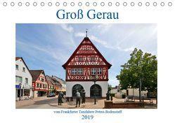 Groß Gerau vom Taxifahrer Petrus Bodenstaff (Tischkalender 2019 DIN A5 quer) von Bodenstaff,  Petrus