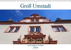 Groß Umstadt vom Frankfurter Taxifahrer (Wandkalender 2019 DIN A3 quer) von Bodenstaff,  Petrus