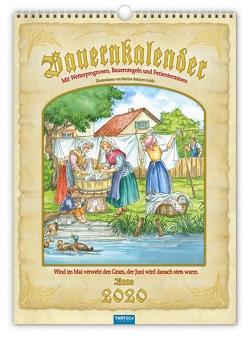 "Großbildkalender ""Bauern"" 2020"