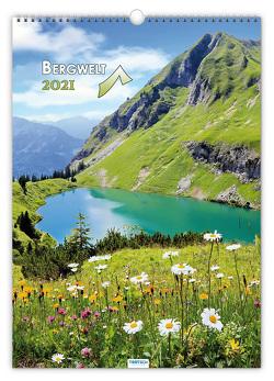 "Großbildkalender ""Bergwelt"" 2021"