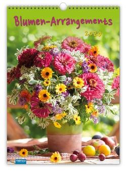 "Großbildkalender ""Blumenarrangements"" 2020"