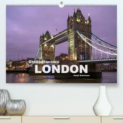 Großbritannien – London (Premium, hochwertiger DIN A2 Wandkalender 2020, Kunstdruck in Hochglanz) von Schickert,  Peter