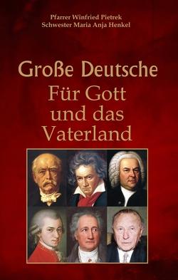Große Deutsche von Henkel,  Maria Anja, Pietrek,  Winfried