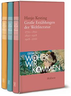 Große Erzählungen der Weltliteratur von Kesting,  Hanjo