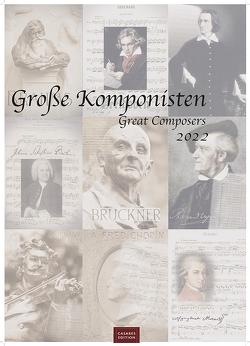 Grosse Komponisten 2022 L 59x42cm