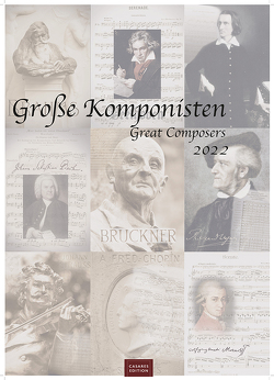 Grosse Komponisten 2022 S 21x29cm