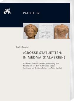 ›Große Statuetten in Medma‹ (Kalabrien) von Doepner,  Daphni