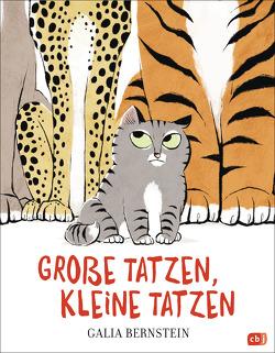 Große Tatzen, kleine Tatzen von Bernstein,  Galia, Gutzschhahn,  Uwe-Michael