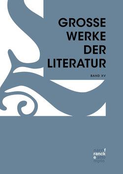 Große Werke der Literatur XV von Butzer,  Guenter, Sarkowsky,  Katja, Zapf,  Hubert