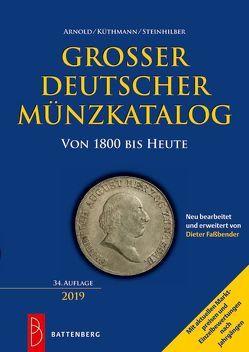 Großer deutscher Münzkatalog von Faßbender,  Dieter