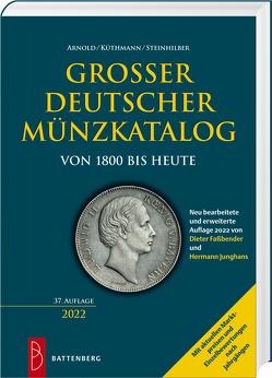 Großer deutscher Münzkatalog von Junghans,  Hermann