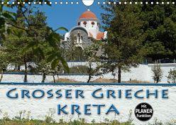 Großer Grieche Kreta (Wandkalender 2019 DIN A4 quer) von Flori0