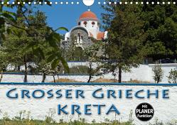 Großer Grieche Kreta (Wandkalender 2020 DIN A4 quer) von Flori0