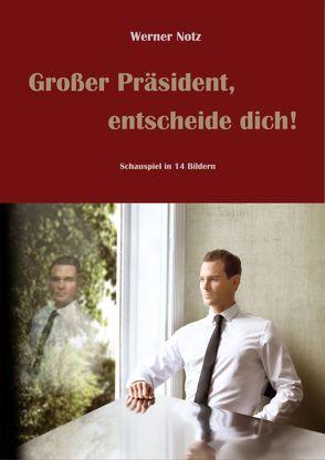 Großer Präsident, entscheide Dich! von Notz,  Werner
