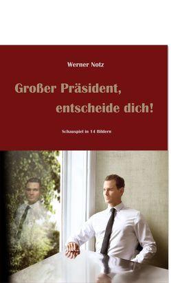 Großer Präsident, entscheide dich! von Werner,  Notz