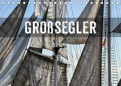 GROßSEGLER REGATTA (Tischkalender 2020 DIN A5 quer) von Mühlbauer,  Holger