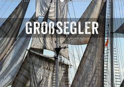 GROßSEGLER REGATTA (Wandkalender 2020 DIN A2 quer) von Mühlbauer,  Holger