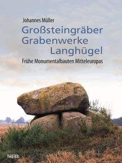 Großsteingräber, Grabenwerke, Langhügel von Mueller,  Johannes
