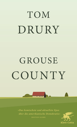 Grouse County von Drury,  Tom, Falkner,  Gerhard, Matocza,  Nora