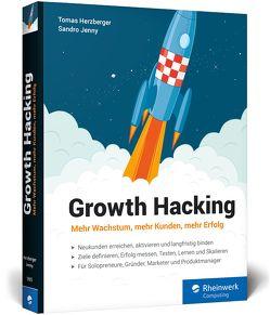Growth Hacking von Herzberger,  Tomas, Jenny,  Sandro