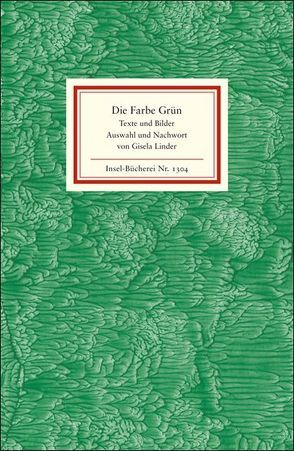Grün – Farbe des Lebens von Linder,  Gisela