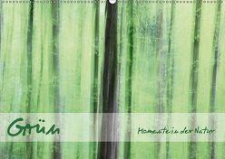Grün – Momente in der Natur (Wandkalender 2018 DIN A2 quer) von Schaefer,  Marcel