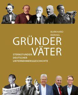 GRÜNDERVÄTER von Biberacher Verlagsdruckerei GmbH & Co. KG, Riering,  Burkhard