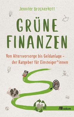 Grüne Finanzen von Brockerhoff,  Jennifer