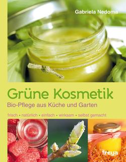 Grüne Kosmetik von Nedoma,  Gabriela