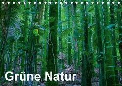 Grüne Natur (Tischkalender 2018 DIN A5 quer) von Hitzbleck,  Rolf