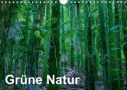 Grüne Natur (Wandkalender 2018 DIN A4 quer) von Hitzbleck,  Rolf