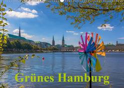 Grünes Hamburg (Wandkalender 2020 DIN A2 quer) von Pietzonka,  Siegfried