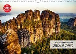 Grüße aus dem Nationalpark Sächsische Schweiz (Wandkalender 2018 DIN A4 quer) von Meutzner,  Dirk