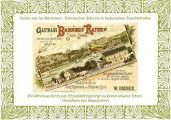 Grüße aus der Sächsisch-Böhmischen Schweiz in historischen Ansichtskarten von Schmidt,  Michael