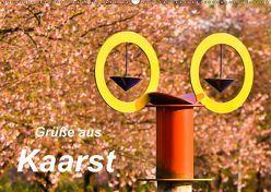 Grüße aus Kaarst (Wandkalender 2019 DIN A2 quer) von Hackstein,  Bettina