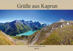 Grüße aus Kaprun (Tischkalender 2019 DIN A5 quer) von Kramer,  Christa