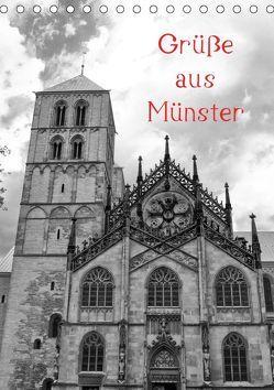 Grüße aus Münster (Tischkalender 2019 DIN A5 hoch) von kattobello