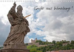 Grüße aus Würzburg! (Wandkalender 2020 DIN A4 quer) von Schneider www.ich-schreibe.com,  Michaela