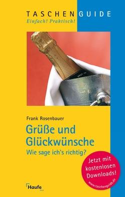Grüße und Glückwünsche von Rosenbauer,  Frank