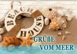 Grüße vom Meer (Wandkalender 2019 DIN A2 quer) von B-B Müller,  Christine